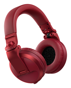 HDJ-X5BT OverEar BT DJ HP Red