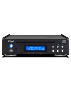 PD-301DAB-X CD Player/DAB+/FM Black