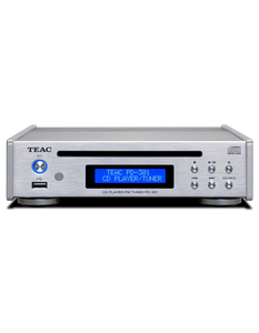 PD-301DAB-X CD Player/DAB+/FM Silver