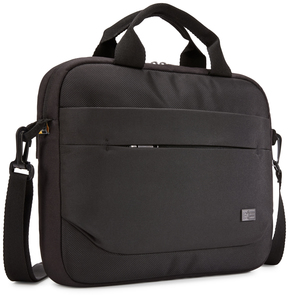 "Advantage Laptop Attaché 11,6"" Black"