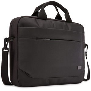 "Advantage Laptop Attaché 14"" Black"