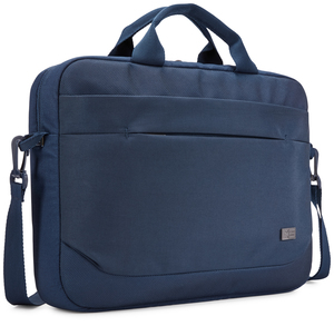 "Advantage Laptop Attaché 14"" Dark Blue"