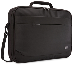 "Advantage Laptop Clamshell Bag 15,6"" Blk"