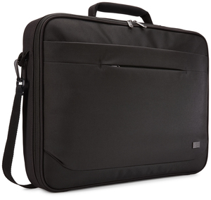 "Advantage Laptop Clamshell Bag 17,3"" Blk"