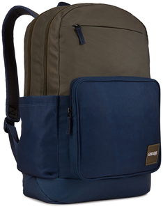 Query Backpack 29L Olive/Blue