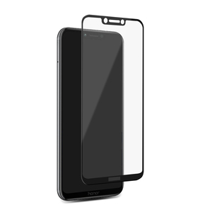 Tempered Glass Frame Honor Play Black