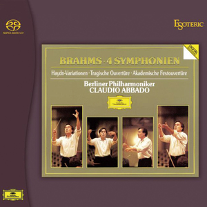 SACD Brahms: The Four Symphonies