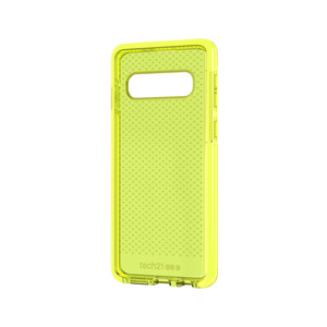Evo Check for Samsung S10 - Neon Yellow