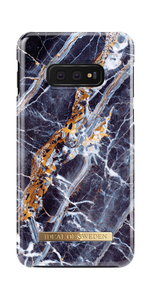 Fashion Case SamGal S10E Mid Blue Marble