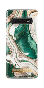 Fashion Case SamGal S10 Golden Jade Mar