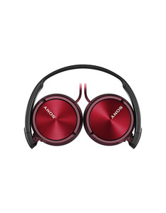 MDR-ZX310APR Lifestyle Headphones Red