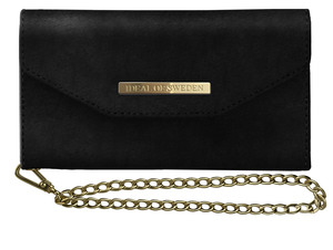 Mayfair Clutch Velvet SamGal S10E Black
