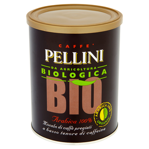 Pellini Bio 250 gr ground coffee