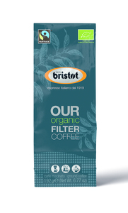 Bristot - Our Organic Filter Coffee 192g