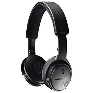 On-Ear Bluetooth Headphones Black