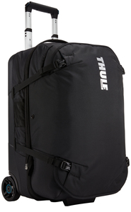 Subterra Split Duffel 3-in-1 Trolley 56L, Schwarz