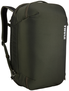 Subterra Carry-On Reisetasche 40 L Dunkelgrün