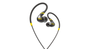 ACTV100 In-Ear Monza Black