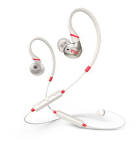 ACTV100 BT In-Ear Crimson White