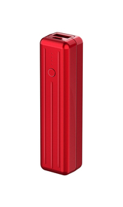 A1 Portable Charger (3,350mAh) Red