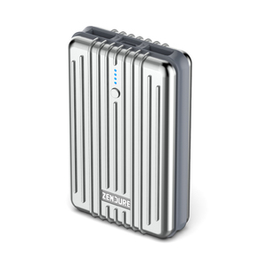 A3 Portable Charger (10,000mAh) Silver