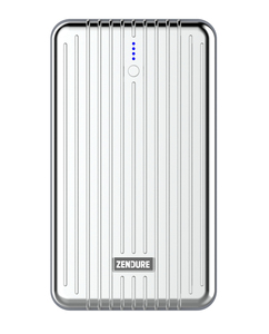A5 Portable Charger (16,750mAh) Silver