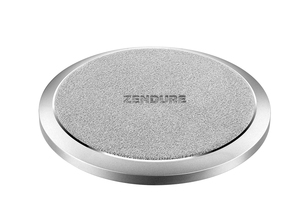 Q4 Wireless Charger - Silver