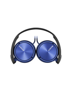 MDR-ZX310APL Lifestyle Headphones Blue