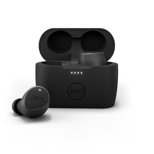 m-Seven True Wireless Black