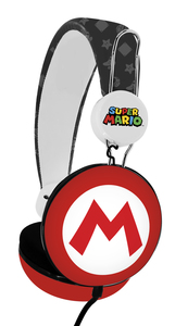 Super Mario Nintendo TWEEN Headphone