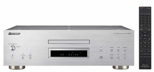 PD-50AE High-End CD/SACD Player Silver