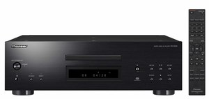 PD-50AE High-End CD/SACD Player Black