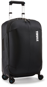 Subterra Carry-On Spinner 33 L Schwarz