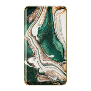 Fashion Power Banks Golden Jade Marble