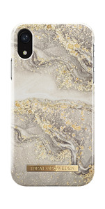 Fashion Case iPh XR Spark Greige Marble