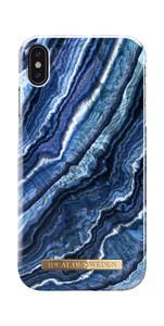 Fashion Case iPh XS Max Indigo Swirl