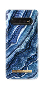 Fashion Case SamGlxy S10 Indigo Swirl
