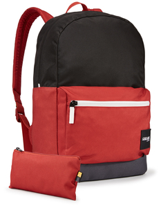 Commence Backpack 24L Black/Brick 20
