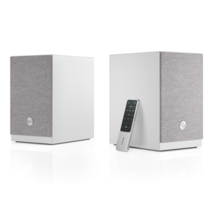 A26 TV Bookshelfspeaker Pair White