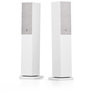 A36 TV Towerspeaker Pair White
