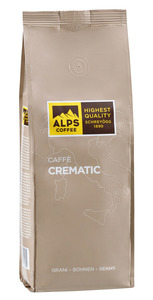 ALPS-COFFEE Caffè Crematic 500g