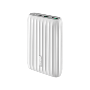 X5 15,000mAh Powerbank & Hub, White