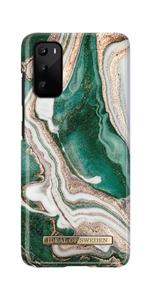 Fashion Case SamGlxy S20 Gold Jade Marbl