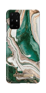 Fashion Case SamGlxy S20+ Gold Jade Marb
