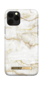 Fashion Case iPh 11 Pro Gold Pearl Marbl