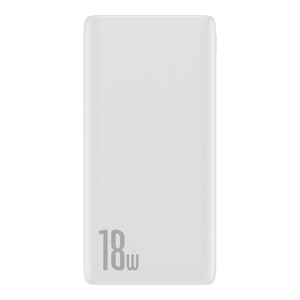 Bipow Powerbank PD+QC 10000mAh 18W White
