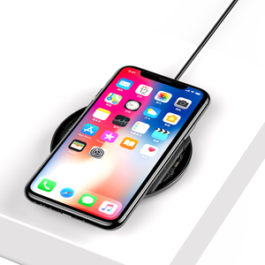 Simple Wireless Charger Transparent