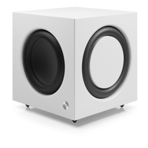 SW-10 active Subwoofer White