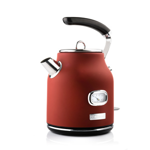 Electric Retro Kettle 1.7L Red