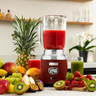 Retro Stand Blender 1.5L Red